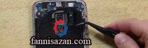 تعویض دوربین اصلی گلکسی اس 7