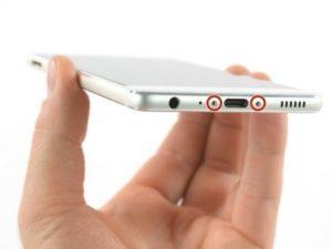 تعویض باتری گوشی هوآوی P9