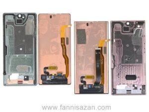 Samsung Galaxy Note 20 بررسی تعمیر