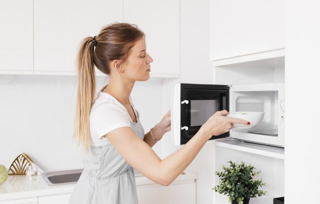 Microwave pros and cons